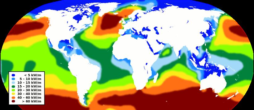 World_wave_energy_resource_map