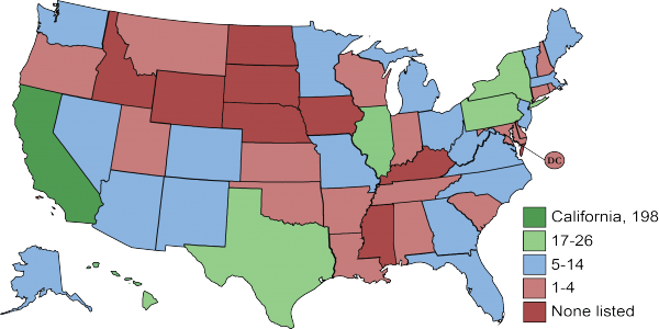 Figure_1_U.S. Grid-Connected Energy Storage Projects by State in 2017